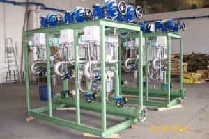 Distribuzione Fluidi